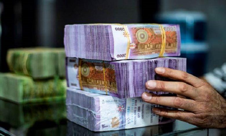 أسعار الدولار في سوريا اليوم الثلاثاء