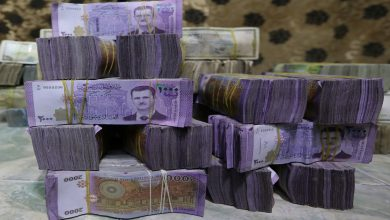 صورة سعر صرف الليرة السورية مقابل الدولار اليوم الخميس 8/10/2020
