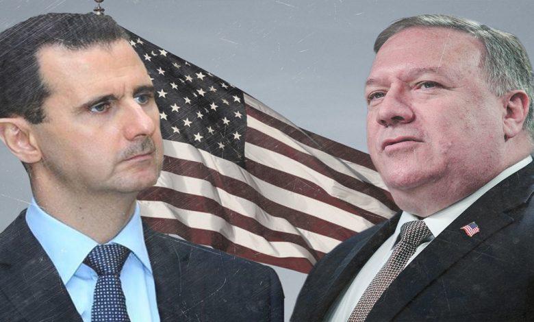 أمريكا تفاصيل المفاوضات مع نظام الأسد