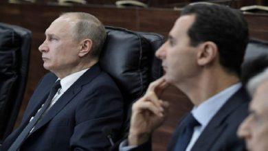 """صورة لهذه الأسباب لن يستطيع """"بوتين"""" إعادة تأهيل بشار الأسد سياسياً.. وخياران أمام روسيا..!"""