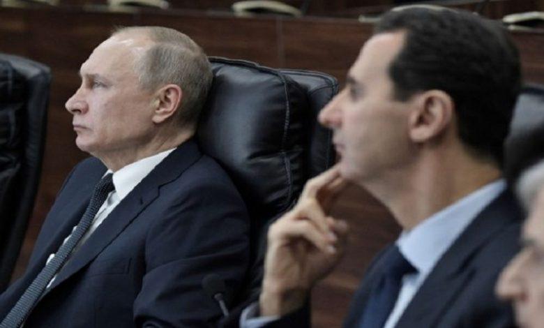 إعادة تأهيل بشار الأسد