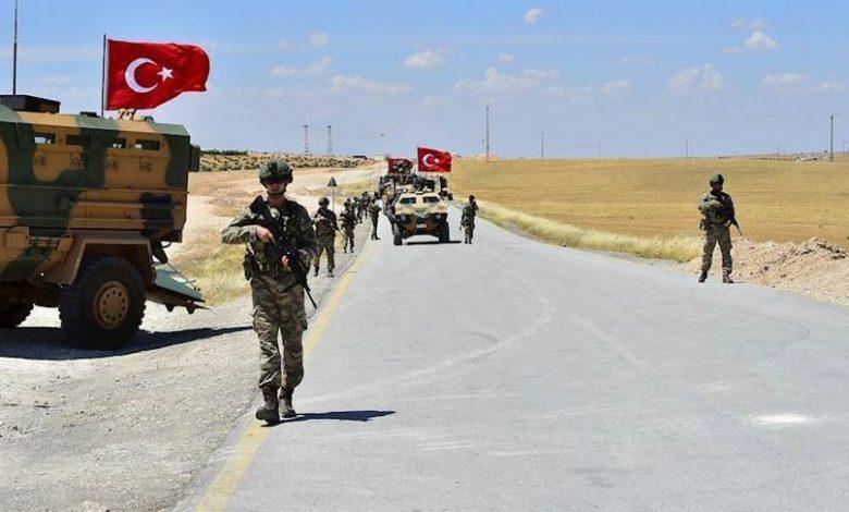 الجيش التركي نقطة مورك