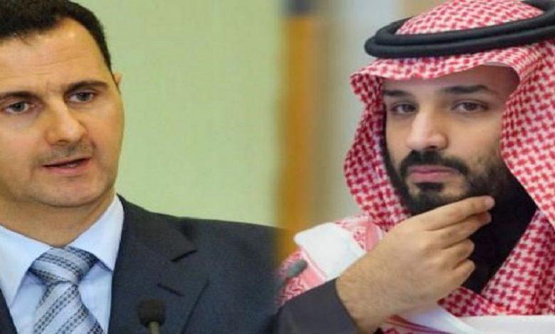 السعودية بشار الأسد