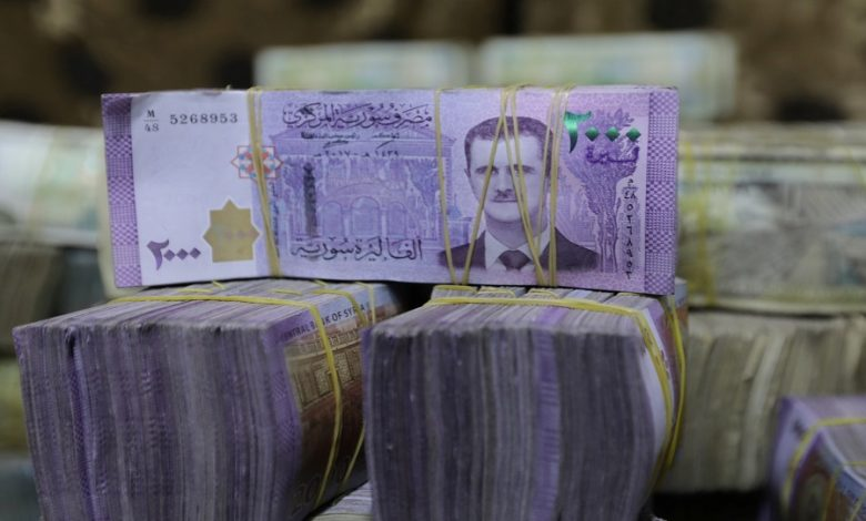 الليرة السورية الدولار العملات