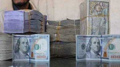 صورة سعر صرف الليرة السورية مقابل العملات الأجنبية اليوم الأحد 25/10/2020