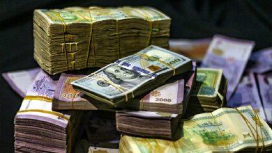 صورة الليرة السورية تتهاوى من جديد أمام الدولار الأمريكي اليوم الجمعة 2/10/2020
