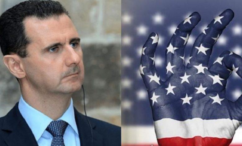 بشار الأسد بين أمرين