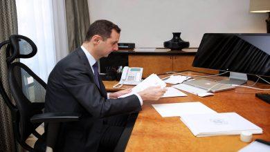 """صورة """"الأولى من نوعها منذ عشر سنوات"""".. بشار الأسد يصدر قرارات هامة بشأن الرقة وإدلب"""