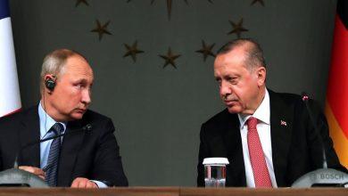 """صورة هل ينقلب """"بوتين"""" على تفاهماته مع """"أردوغان"""" بشأن سوريا..؟"""