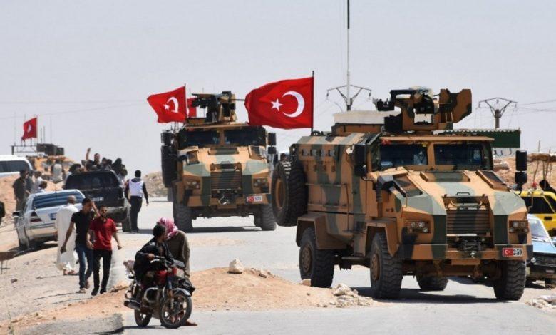 بيان هام من وزارة الدفاع التركية