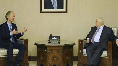صورة بيدرسون يصل إلى دمشق حاملاً في جعبته تطورات هامة.. ما الجديد..؟