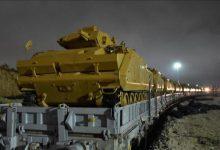 """صورة تطورات لافتة.. تعزيزات تركية كبيرة تدخل إدلب خلال 24 ساعة وتركيا تسيّر دورية منفردة على طريق """"M4"""""""