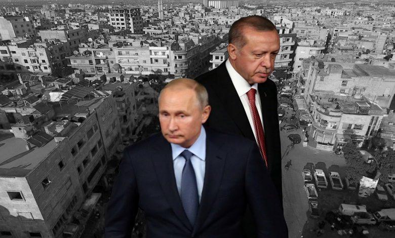 خطة بوتين الجديدة في إدلب