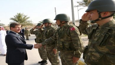 صورة داوود أوغلو يتحدث عن خطة تركية سابقة لتحرير حلب والرقة ويكشف أسباب توقفها..!