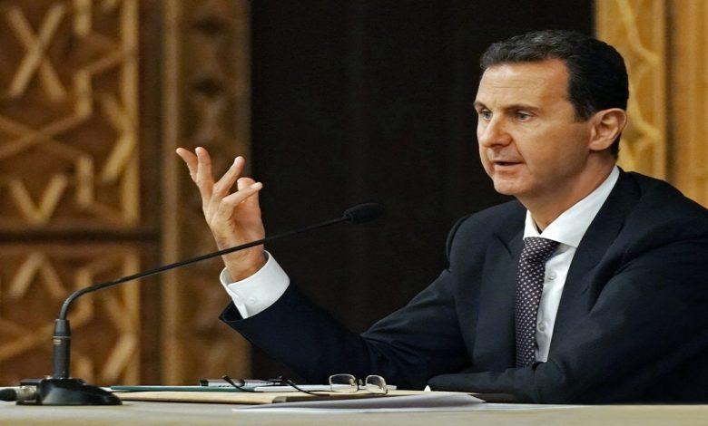 رسالة هامة إلى بشار الأسد