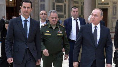 صورة روسيا تضغط على الأسد بشأن الحل السياسي.. وبيدرسون يصل دمشق السبت لمناقشة تعديل الدستور