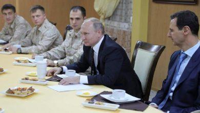 """صورة روسيا تبحث عن ترتيبات جديدة في سوريا وحديث عن وجود مرشح جاهز ليحل مكان """"بشار الأسد"""""""