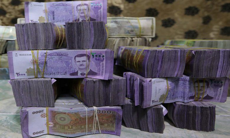 سعر الدولار في سوريا الأحد