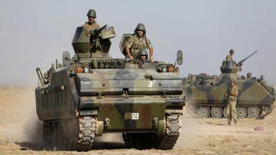 صورة مؤشرات متزايدة لعملية عسكرية تركية جديدة في سوريا ستبدأ في أي لحظة..!