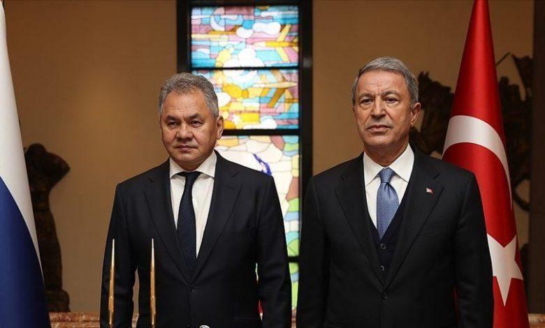 مباحثات روسية تركية جديدة