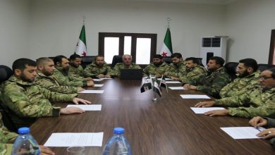 """صورة تشكيل مجلس عسكري موحد في إدلب تحت إشراف تركيا.. هل هو بداية لحل """"هيئة تحرير الشام""""..؟"""