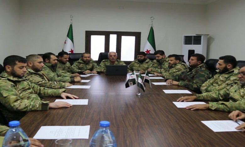 مجلس عسكري موحد في إدلب