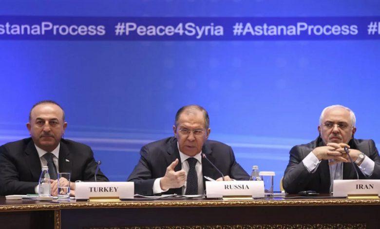محادثات أستانا بشأن سوريا