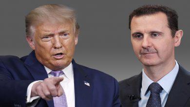 """صورة صحيفة أمريكية تكشف عن مفاوضات سرية وصفقة محتملة بين """"ترمب"""" و""""بشار الأسد"""".. هذا مضمونها"""
