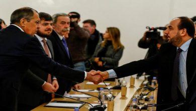 صورة نصر الحريري يكشف عن حوار هام دار بينه وبين ممثل روسيا في الأمم المتحدة بشأن بشار الأسد!