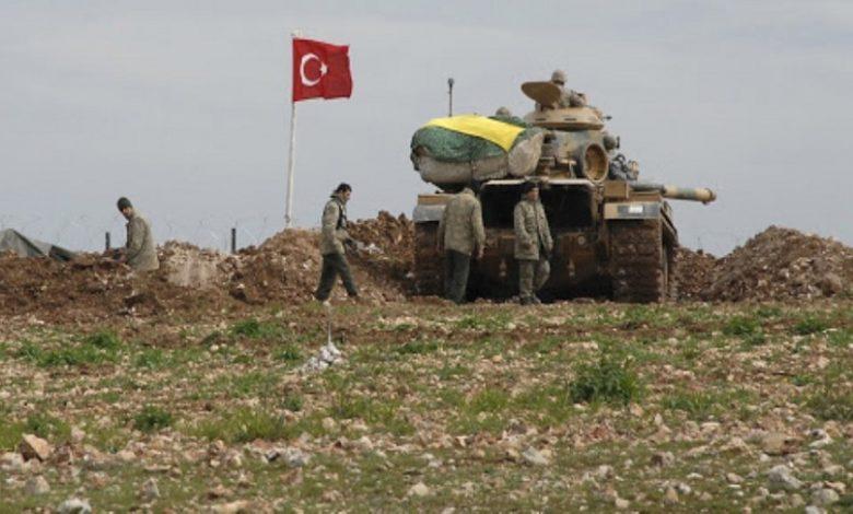نقاط المراقبة التركية في إدلب