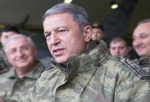 صورة وزير الدفاع التركي يدلي بتصريحات هامة حول عودة العمليات العسكرية إلى الشمال السوري!