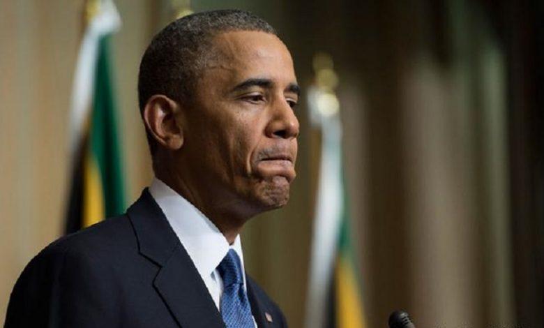 أوباما بشار الأسد