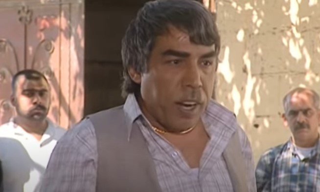 أيمن رضا مسلسل أبو جانتي شخصية أبو ليلي