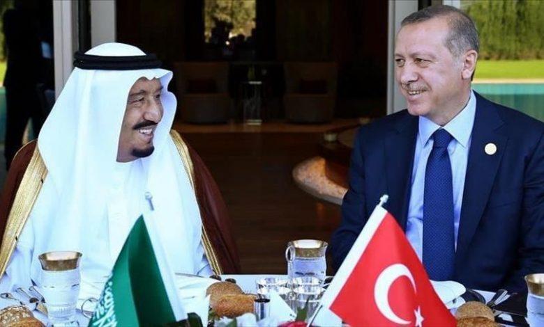 اتفاق تركي سعودي