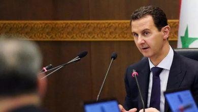 """صورة """"اجتماعات ولقاءات غامضة"""".. ماذا يجري داخل قصر الأسد بدمشق..؟"""