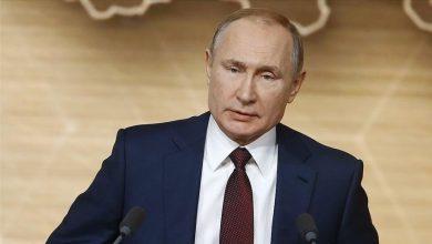 صورة الرئاسة الروسية تنفي صحة الأنباء المتداولة حول استقالة بوتين المحتملة مطلع عام 2021