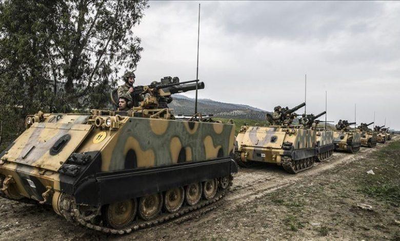 الدفاع التركية توضيح بشأن إدلب