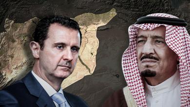 صورة السعودية توضح موقفها من نظام بشار الأسد وعملية التسوية السياسية في سوريا