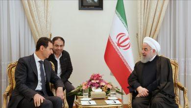 صورة معارض إيراني يتحدث عن منعطف جديد في العلاقات بين إيران ونظام الأسد..!