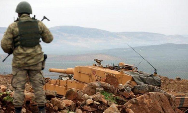 القوات التركية قاعدة جديدة إدلب