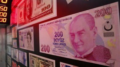 صورة الليرة التركية تعود للانخفاض مجدداً مقابل الدولار بعد استعادتها 12 % من قيمتها الأسبوع الماضي!