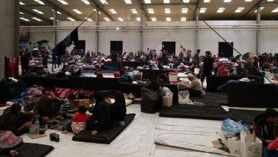 """صورة بعد حديث الأسد عن """"حياة كريمة"""" تنتظر اللاجئين حال عودتهم.. مسؤول سوري: المخيمات بانتظار العائدين"""
