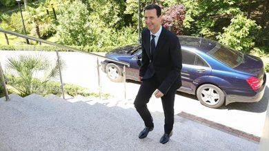 صورة مصادر: بشار الأسد يعتزم إجراء زيارة خاصة إلى دولة خليجية قريباً..!