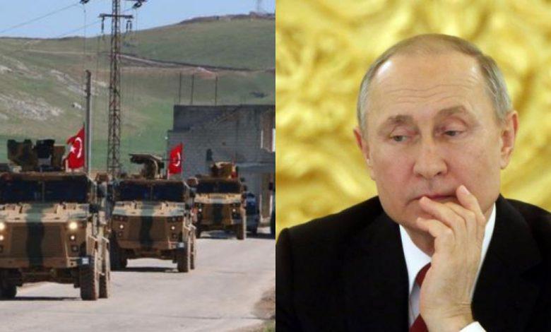 بوتين إدلب
