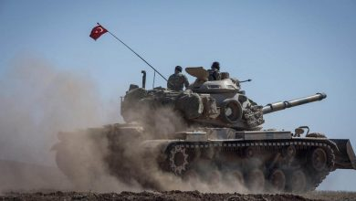 صورة تحركات مكثفة للقوات التركية شمال سوريا.. هل تستعد تركيا لإطلاق عملية عسكرية جديدة؟