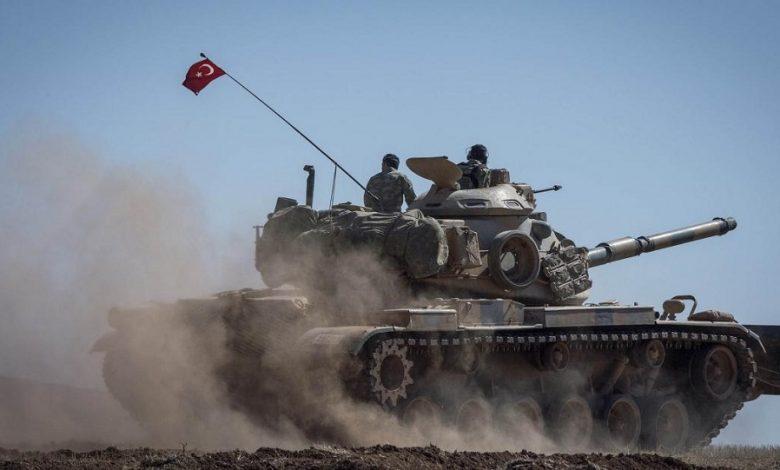 تحركات مكثفة للقوات التركية