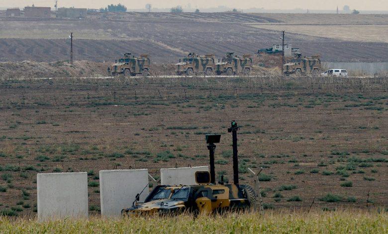 تركيا عملية جديدة سوريا