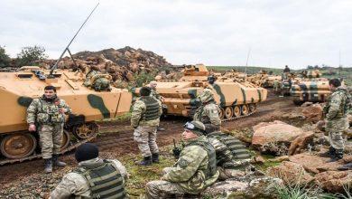 صورة وكالة روسية: تركيا تستعد لبدء عمل عسكري كبير في إدلب..!