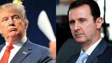 """صورة إدارة ترمب تعلن عن إجراءات جديدة بحق نظام الأسد في إطار """" قانون قيصر""""..!"""