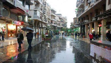 صورة منخفض جوي جديد ودرجات الحرارة تميل للبرودة ليلاً.. تفاصيل حالة الطقس في سوريا لهذا الأسبوع!